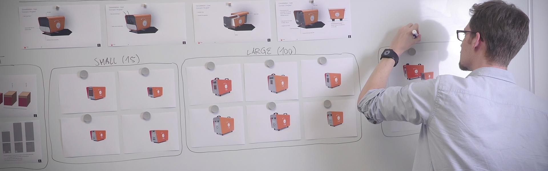 We design better products / bessere produkte