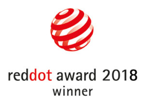 ENTWURFREICH wins RED DOT DESIGN AWARD 2018 for switch range XUAN ZHI