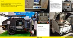 Produkt Trends auf dem Caravan Salon werden fachkundig vorgestellt.