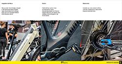 Alle Infos über Designtrends der Fahrradmesse.