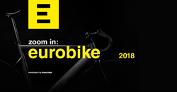 Zoom-In Trendreport über Produktdesign auf der Messe Eurobike.