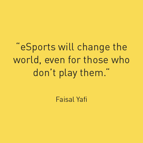 esports will change the world even for those who dont play them