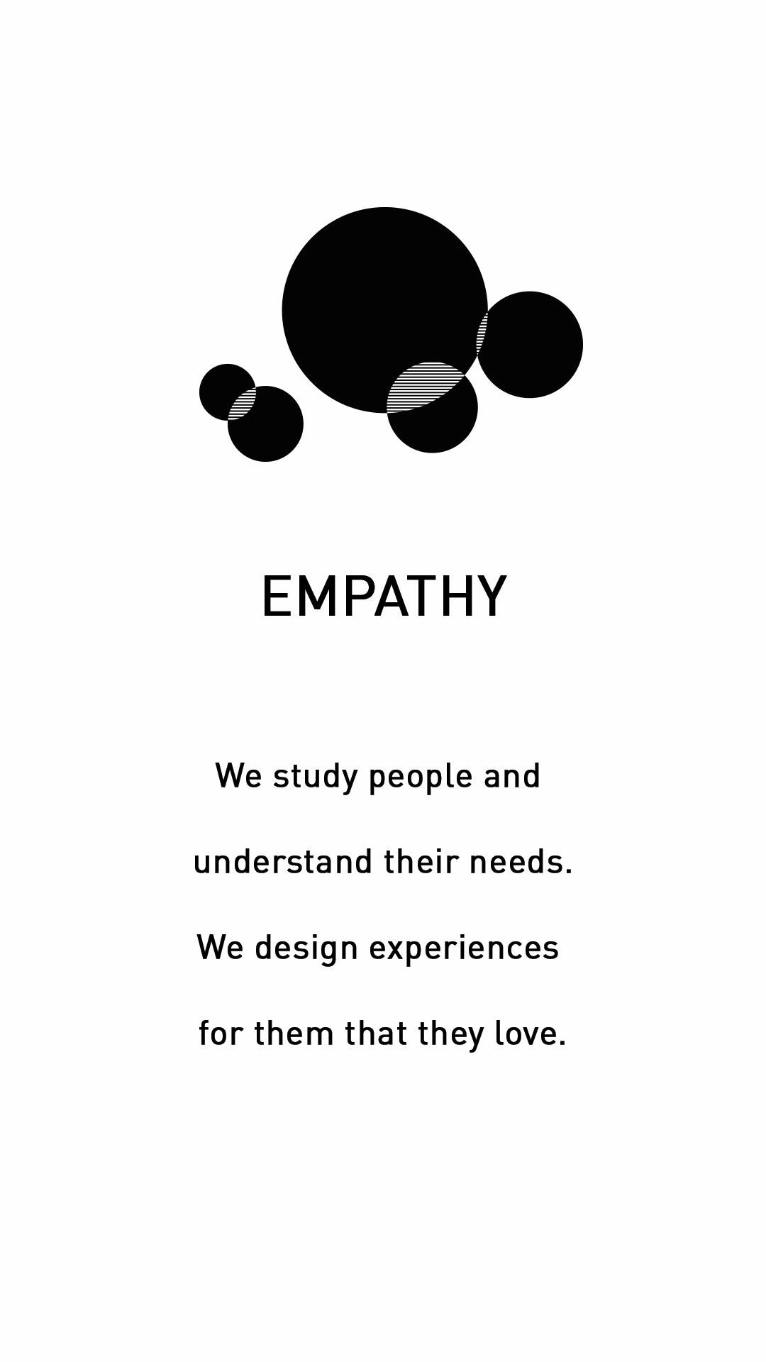 Entwurfreich Core Value Empathy