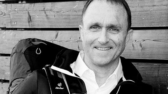 Interview with Martin Riebel CEO Deuter