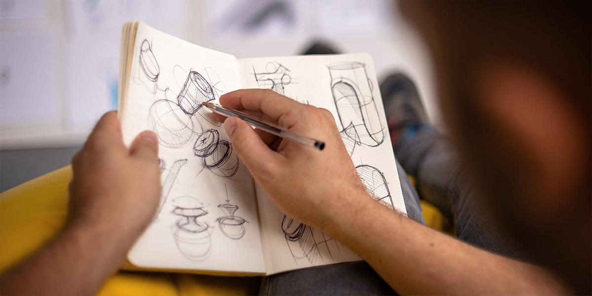 Innovatives Produktdesign von Entwurfreich aus Düsseldorf.