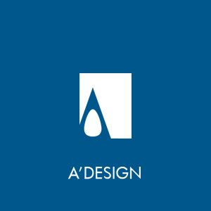 Entwurfreich gewann als Produktdesign Agentur den Award A Design.