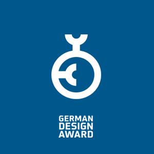 Entwurfreich gewann als Produktdesign Agentur den Award German Design Award.