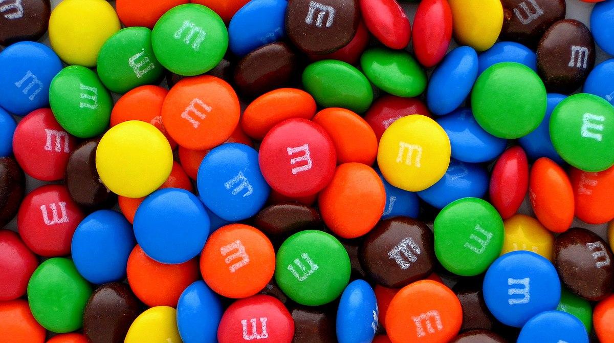M&Ms (Source: Wikipedia)