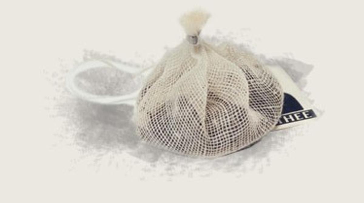 First TEEKANNE tea bags (Source: Teekanne)